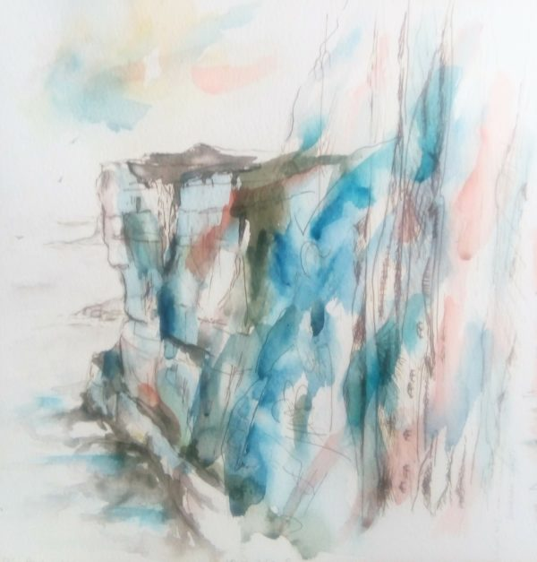Cliffs at Inis Mór - main image