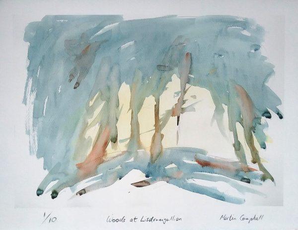 Woods at Lisdrumgullion-limited ed
